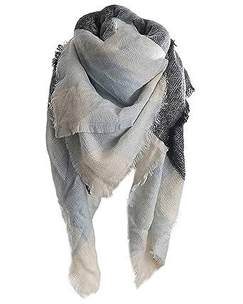 Grande echarpe femme amazon - Idée pour s habiller 0f83b8483da