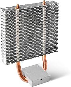 Shentesel CPU Cooling Radiator Heatsink Pipes PC Computer Motherboard Northbridge Cooler
