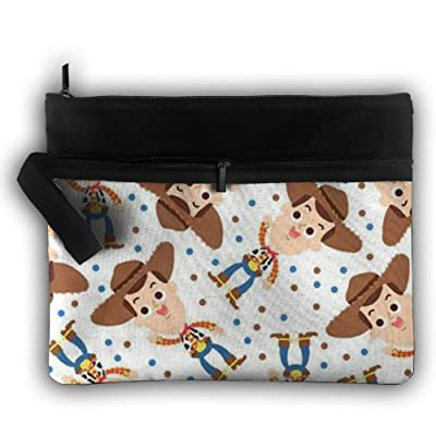 Boy With A Hat Cute Trip Toiletry Bag Travel Receive Bag Artist Storage Bag