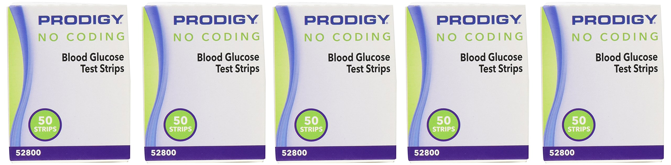 Prodigy Bundle Deal Savings 250 Ct Test Strips by Prodigy