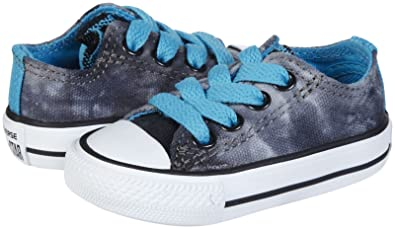 cd7f7f1175f Converse Kids Girls  Chuck Taylor All Star Party Ox (Infant Toddler)