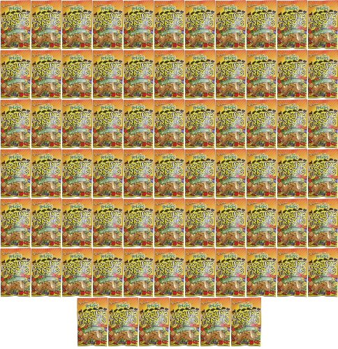 Peter's Nature Treats, Apple Slices 4.5Lb (72 x 1oz) by Marshall