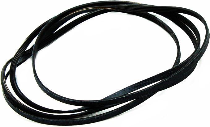 198 Length D/&D PowerDrive 3809297 Cummins Engine Replacement Belt Rubber 1 Band