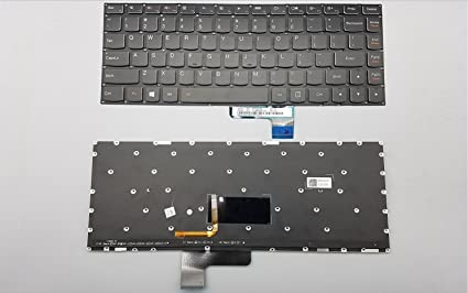 New Laptop Replacement Keyboard for Lenovo Yoga2 13 Yoga 3 14 Yoga2 13 Series US Layout 80DMCTOUS SN20G91247 V-149820AS1-US 8SSN20G91247S1CS52300E0 ...