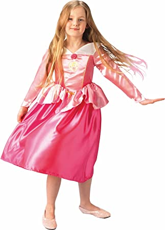Rubies - Disfraz de la bella durmiente para niña, talla S: Amazon ...