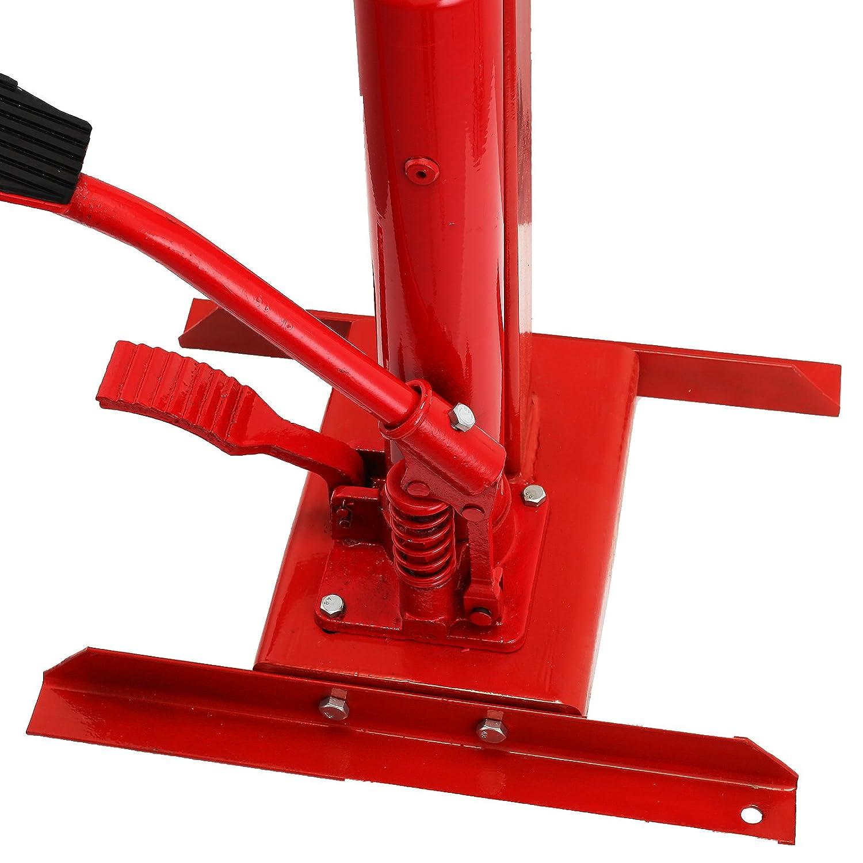 OldFe 1T Compressore Automatico Molla Elicoidale 1T Heavy Duty Auto Aria Idraulico A Molla Elicoidale Kit Riparazione Auto Molla Elicoidale A Molla Eastica Kit Compressore A Molla Elicoidale