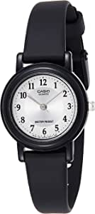 Casio Women's Black Dial Resin Analog Watch - LQ-139AMV-7B3LDF
