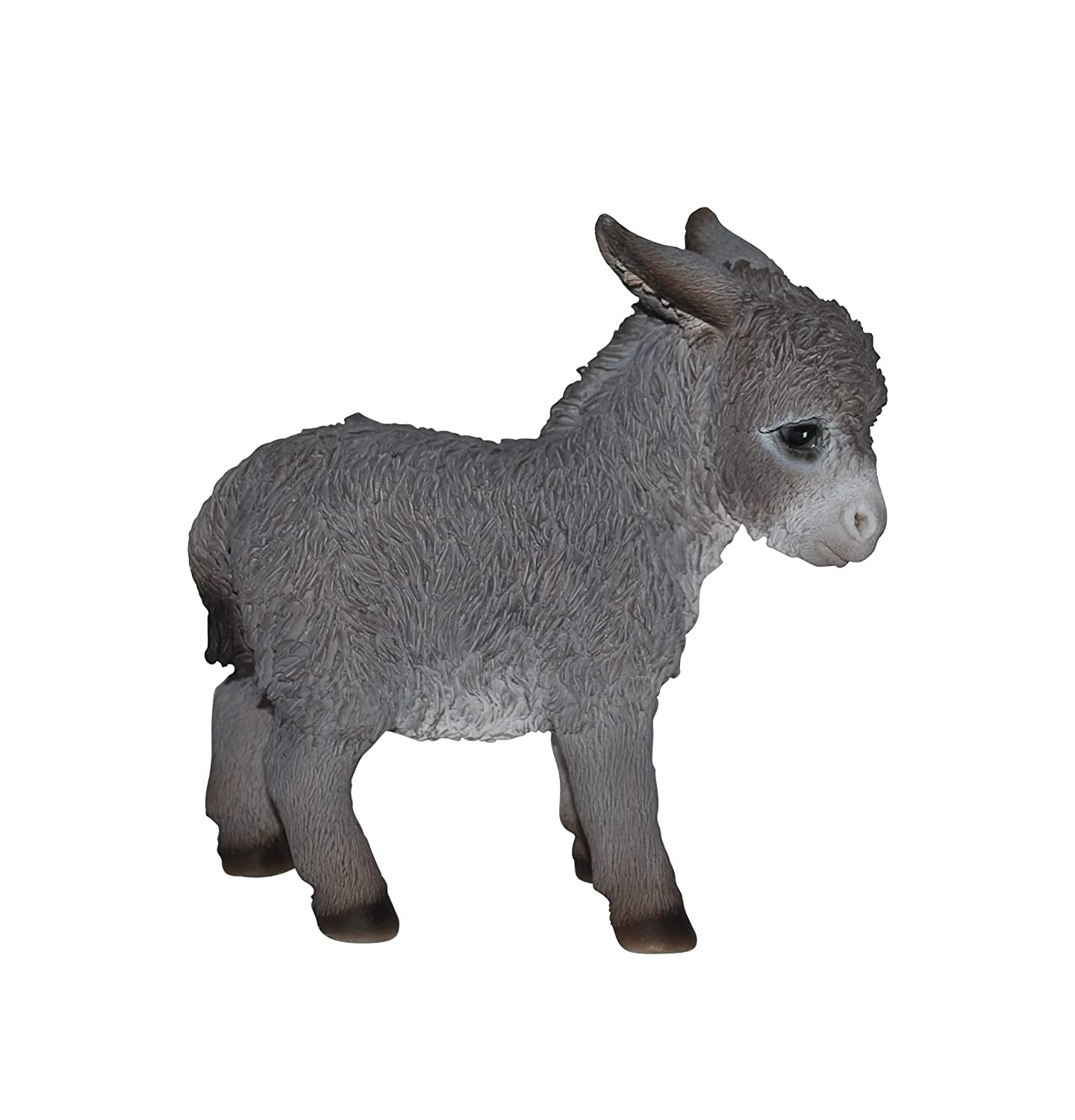 Vivid Arts XRL BDON D Size D Baby Donkey Statue   Grey: XRL BDON D:  Amazon.co.uk: Garden U0026 Outdoors