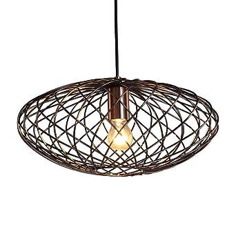 Foshan Mingze Industriel Vintage Suspension Luminaire Cuivre Fini