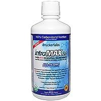 DRUCKER LABS - IntraMAX 2.0 - Organic Liquid Trace Minerals, Multivitamin and Multi-Nutritional...