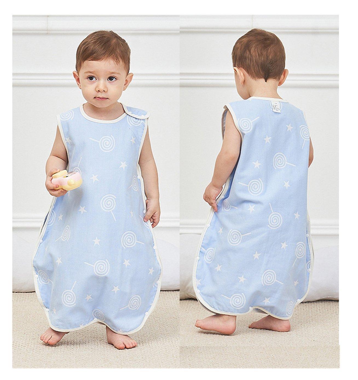 Globby Organic Cotton Baby Sleeping Bag Wearable