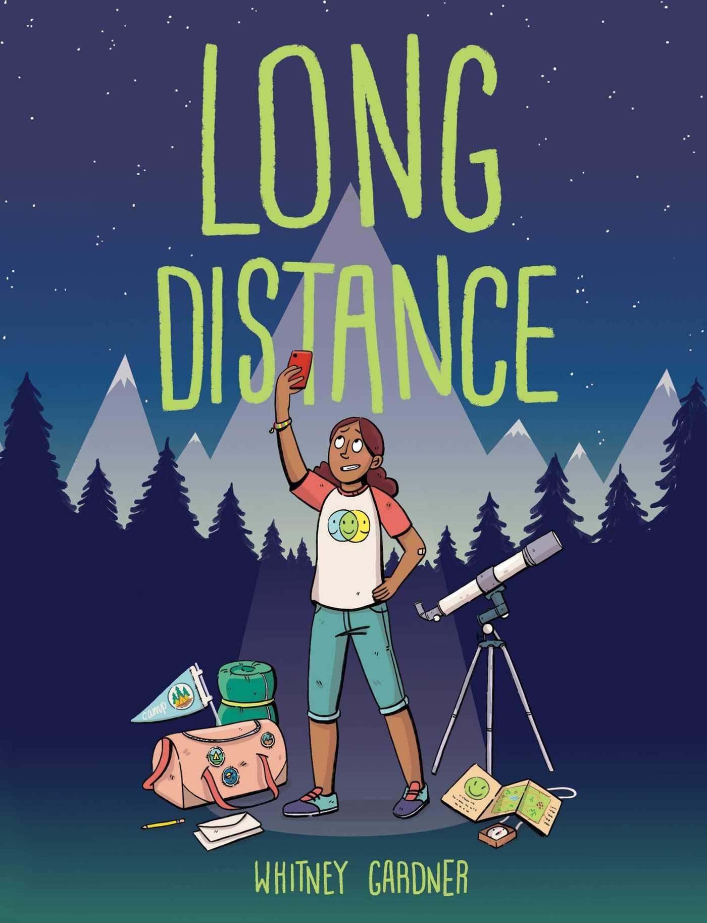 Long Distance: Gardner, Whitney, Gardner, Whitney: 9781534455665:  Amazon.com: Books