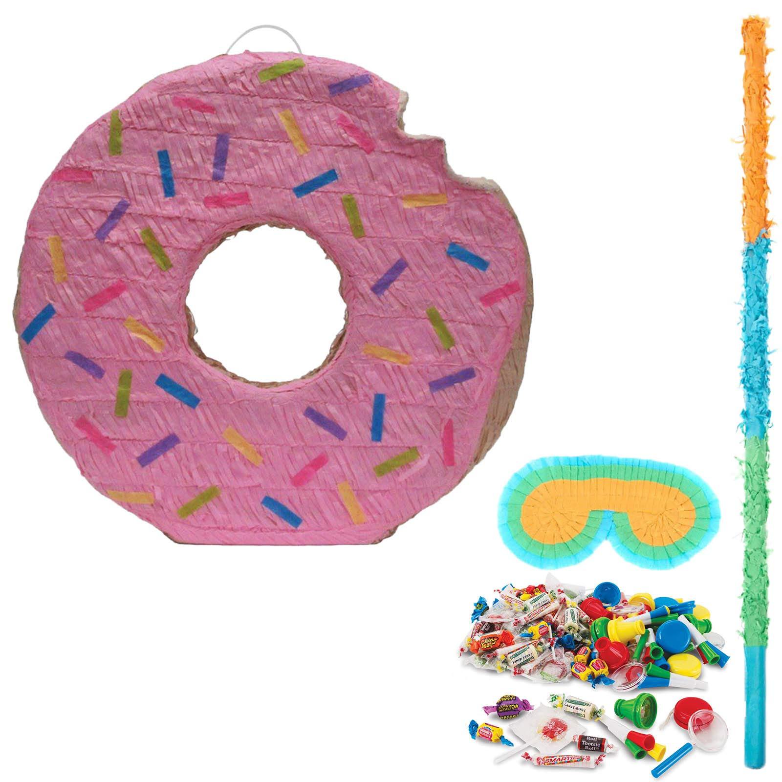 Birthday Express Kits Donut Pinata Kit