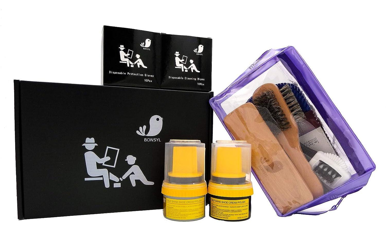 Kit per pulizia per scarpa lucidatura della la BONSYL della kit Zq7xv7d