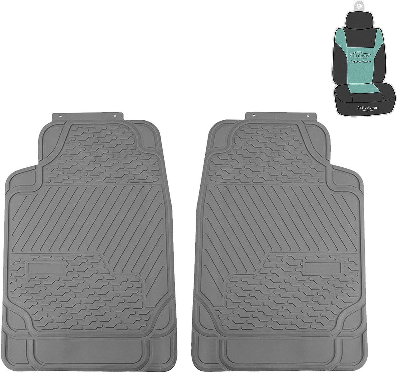 Nylon Carpet Black Coverking Custom Fit Front Floor Mats for Select Chevrolet Tracker Models