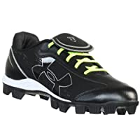 Women's Under Armour Glyde RM CC Softball Cleat Black/White