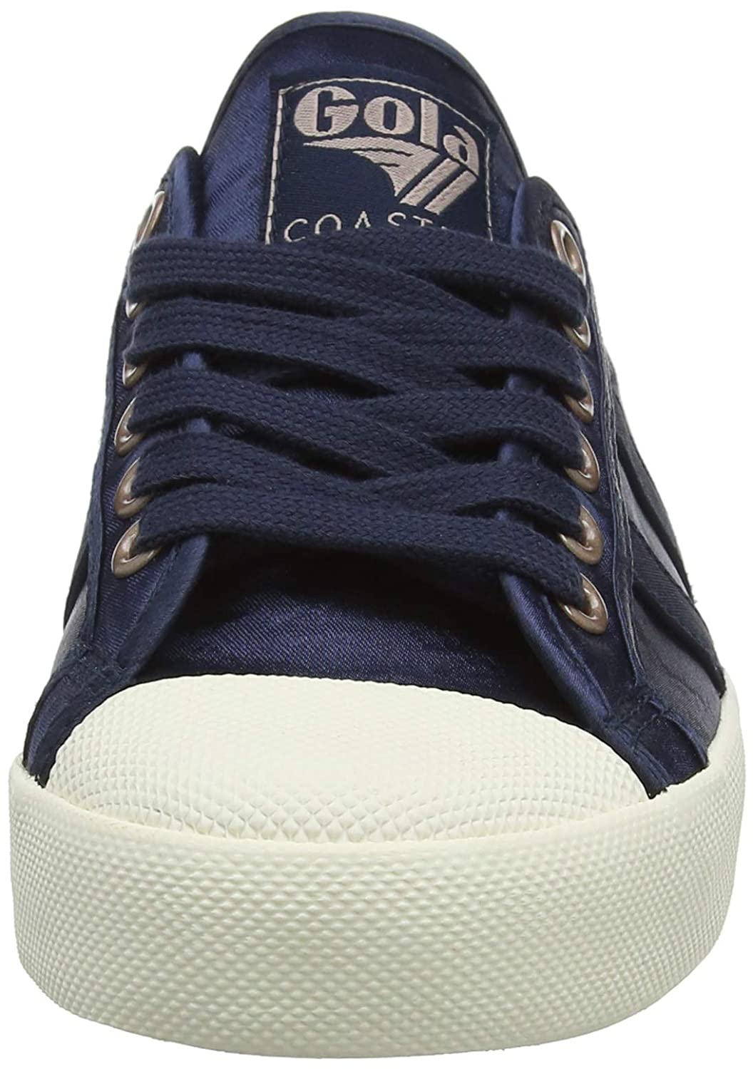 Gola Women/'s Coaster Satin Trainers
