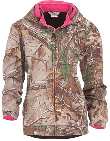 715e712206a39 Amazon.com  Berne Women s Huntress Softshell Jacket - Gwjs302xtar ...