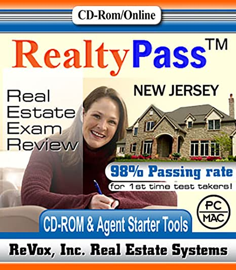 Amazon com: 2017 New Jersey PSI Realty Pass Real Estate Exam