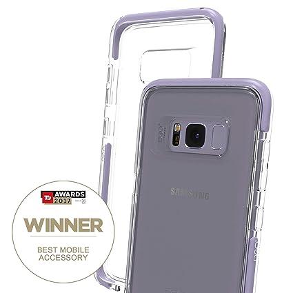 pretty nice d9c4e d13e8 GEAR4 Case for Galaxy S8 - Grey