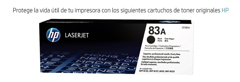per stampe in bianco e nero HP LaserJet Pro M127fw Stampante Laser Multifunzione Wireless