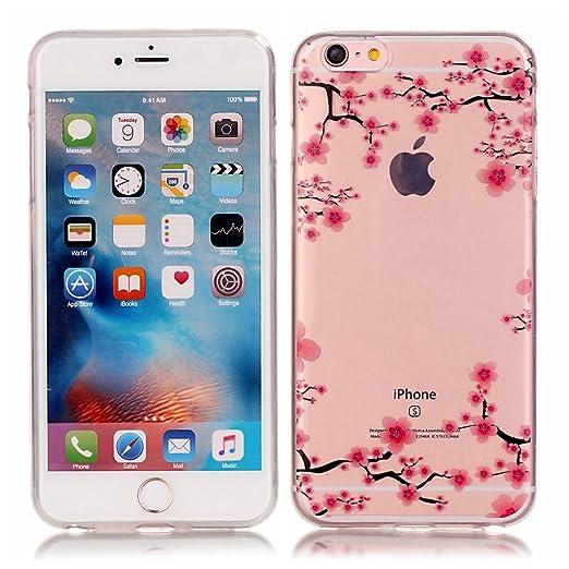 4 opinioni per iPhone 6s Custodia,iPhone 6 TPU Custodia,Fodlon® Ultra sottile Protezione goccia