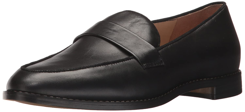 Black Franco Sarto Women's HUDLEY Loafer Flats