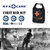 RFX+CARE First Aid Kit 100% Waterproof Double