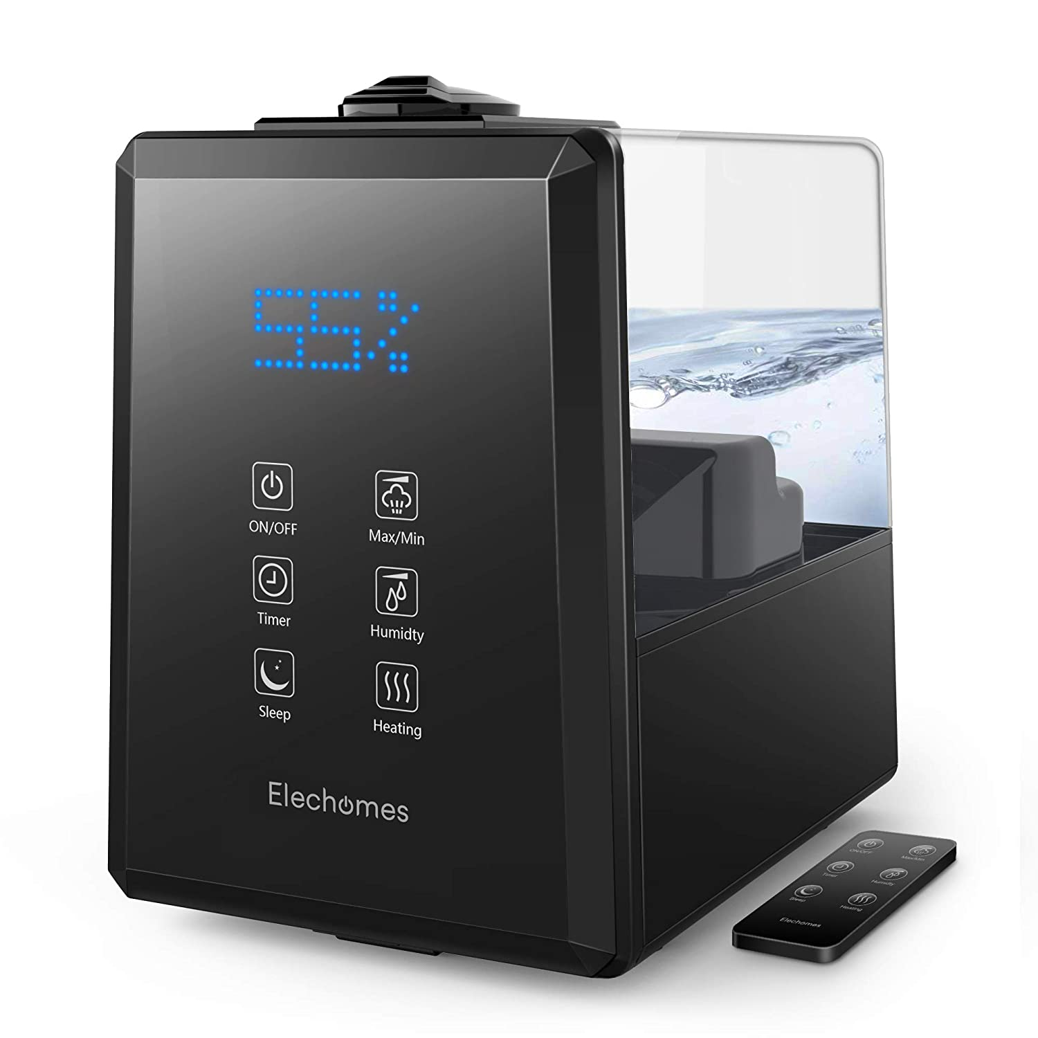 7 Best Humidifier for Nosebleeds – Reviews and Buyer's Guide 2020 6