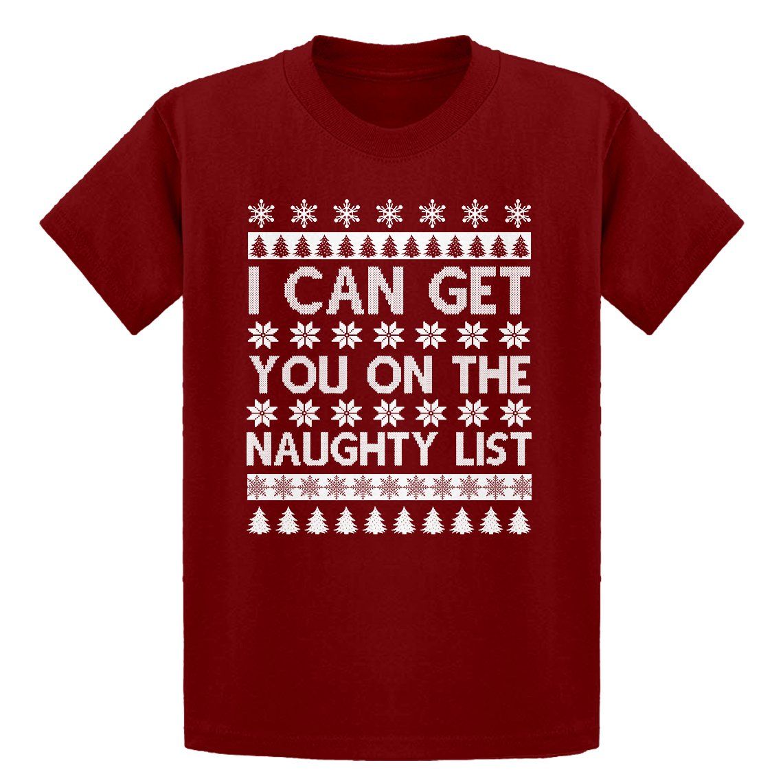 I can get You on The Naughty List Kids T-Shirt