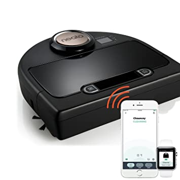 Neato Robotics Botvac DC02 Connected Vacuum Robot With Wi Fi Connectivity Alexa Smart Home