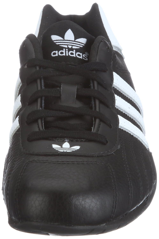 on sale 9891e 40c4f adidas Originals Adi Racer Low-2, Sneaker uomo, Nero(Black  Metallic  Silver  White), 36 23 Amazon.it Scarpe e borse