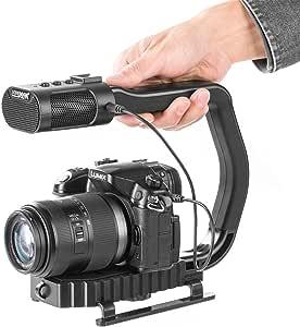 Sevenoak Sk-R01 Steady Camera Camcorder Shoulder Stabilizer