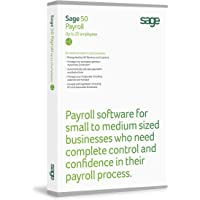 Sage 50 Payroll: Up to 25 Employees (PC CD)