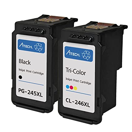 4PK PG-245XL Black Ink Cartridge Compatible For Canon PIXMA iP2850 MG2450 MX490