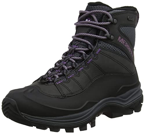 7d7f1a67485 Merrell Women's Thermo Chill Mid Shell Waterproof Snow Boots