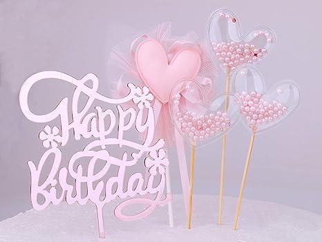Amazon.com: Restards - Decoración para tarta de cumpleaños ...