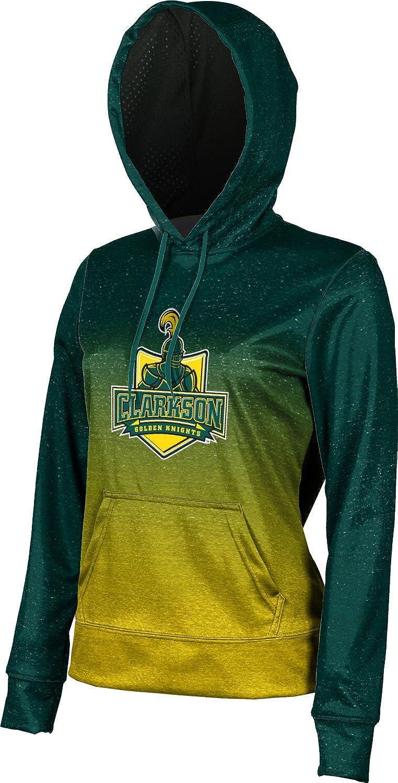ProSphere Clarkson University Girls Pullover Hoodie School Spirit Sweatshirt Ombre