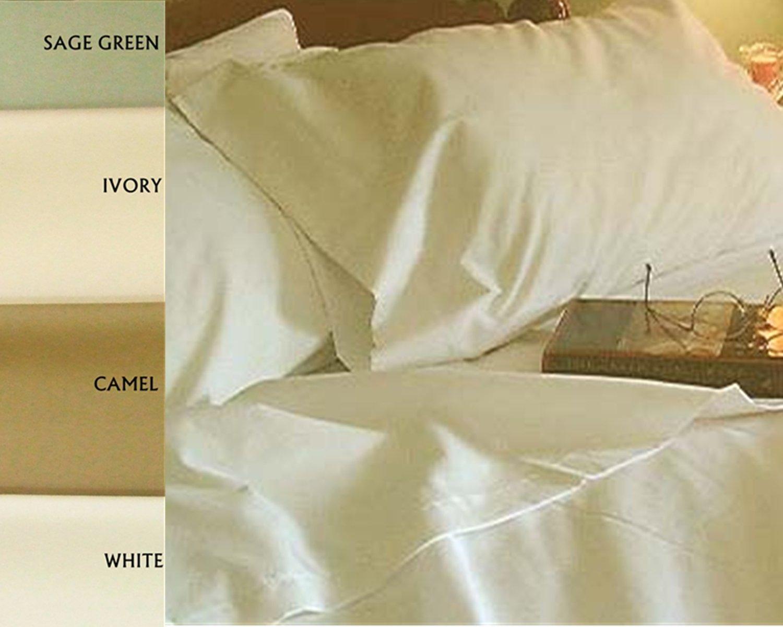 Amazon Bunk 28x75 Camper RV Sheet Set 100 Cotton Color Sage Green Home Kitchen