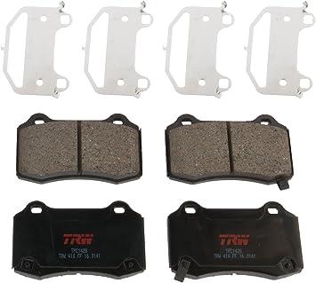Disc Brake Pad Set-Premium Disc Brake Pad Rear TRW TPC1348