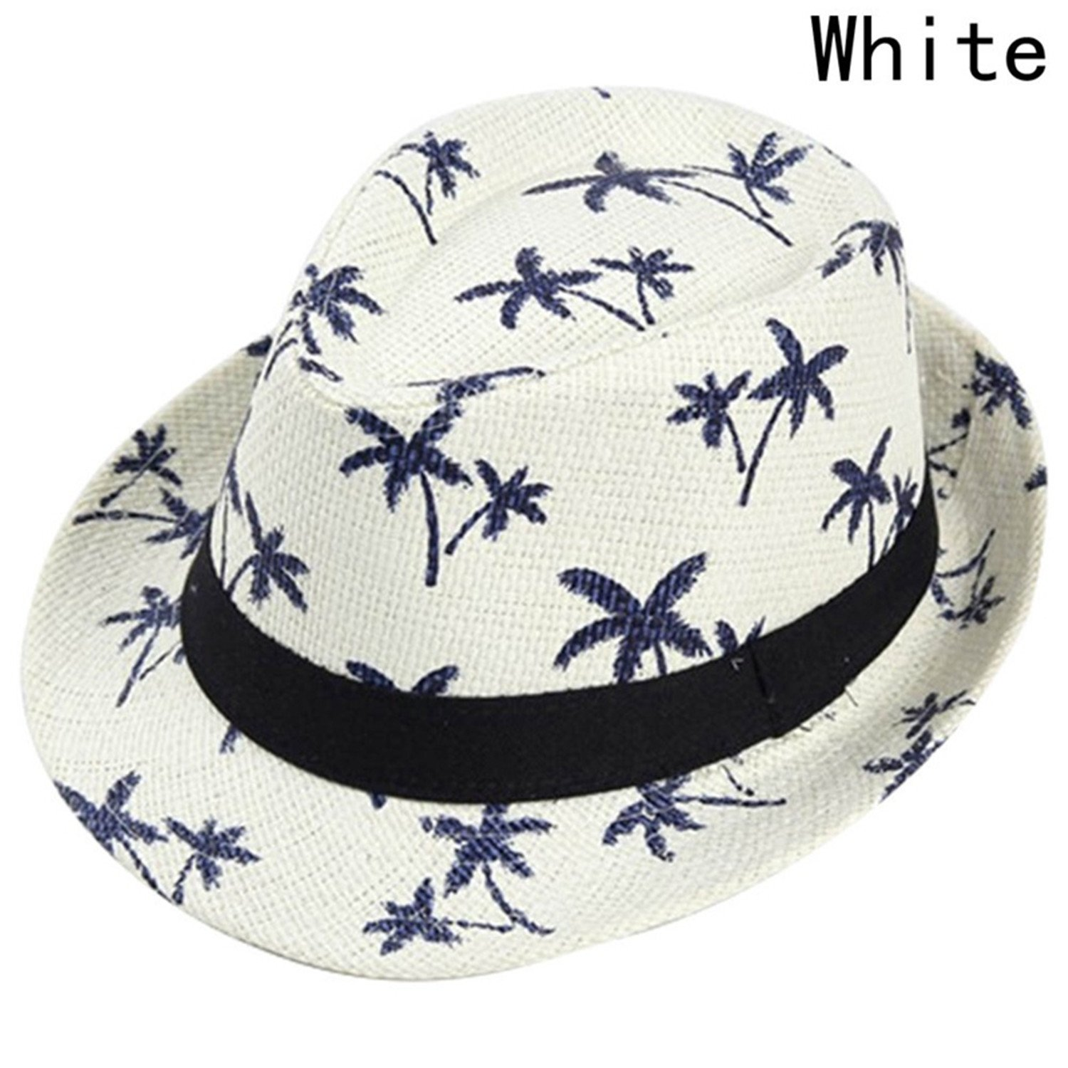 New summer straw sun hat kids beach sun hat trilby panama hat handwork for boy girl children 4 colour wt adult amazon co uk clothing