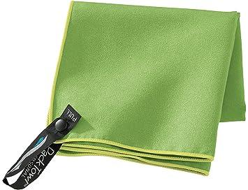 PackTowl Personal - Toallas (Mano, Verde, 42 x 92 cm, Nylon, Poliéster): Amazon.es: Deportes y aire libre