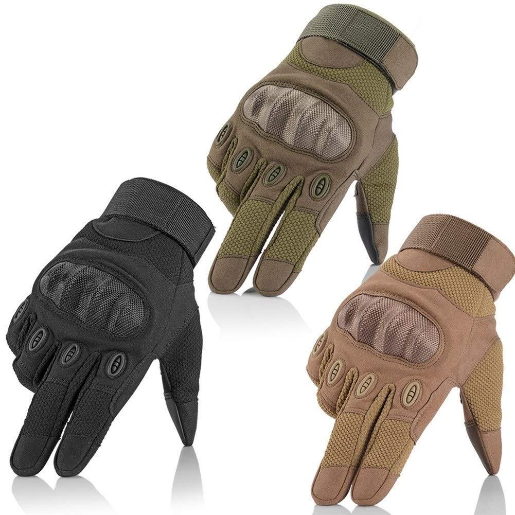 Befreien Handschuhe Touchscreen Kn/öchelharte Taktische Handschuhe Army Military Combat Airsoft Outdoor Wandern Schie/ßen Paintball Jagd Sport Radfahren