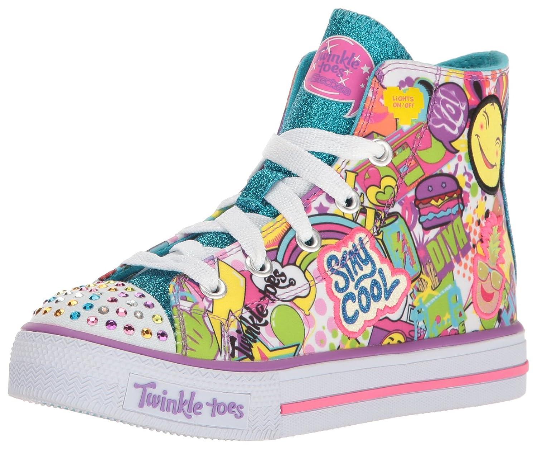 Twinkle Toes Skechers Niñas Baraja Programas De Entrevistas De Moda AOLZ5xoQXl