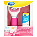 Scholl Velvet Smooth Diamond Pedi Deluxe Spa Kit