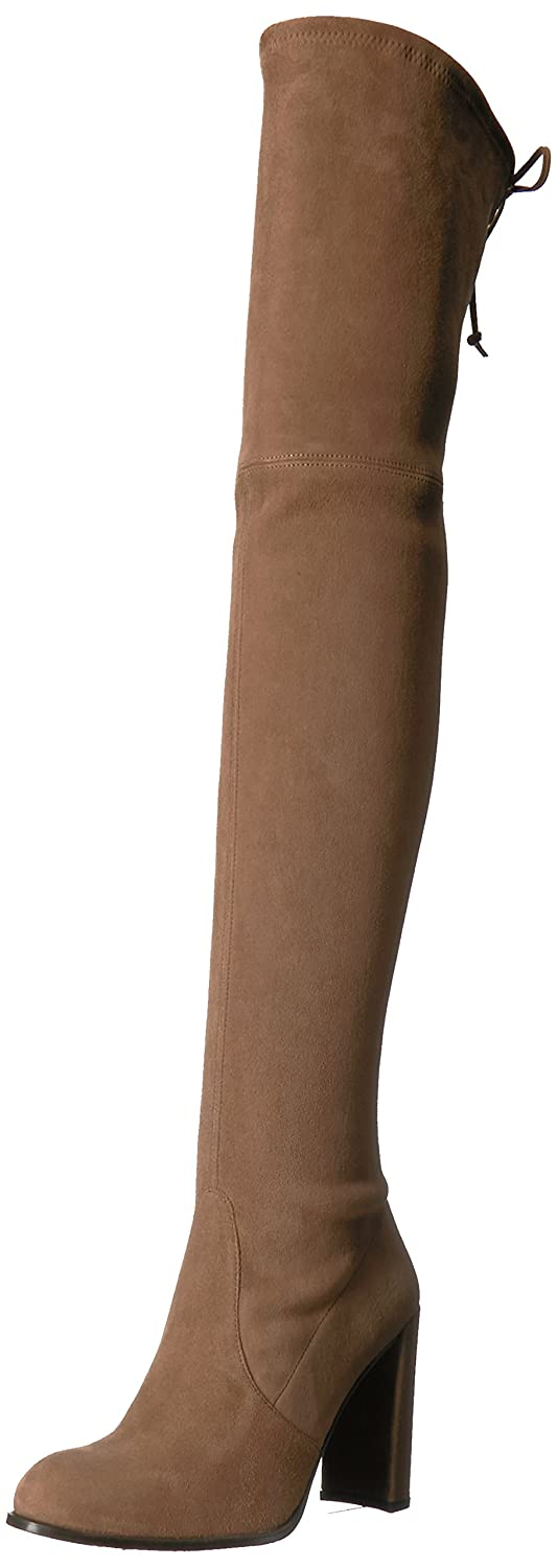 Stuart Weitzman Women's Hiline Over The Knee Boot B0059HP5XQ 9 B(M) US|Nutmeg