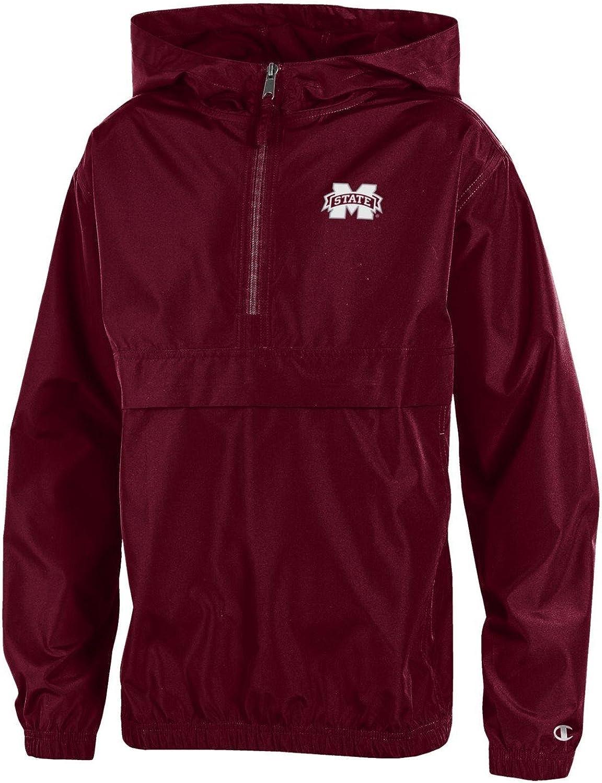 Champion NCAA Youth Boys NCAA Boys Packable Jacket