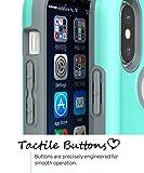 iPhone Xs/X Case, Vena [vLove] Heart Shape | Dual