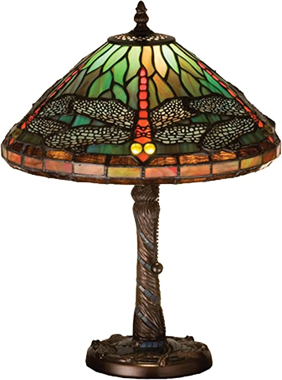 Dragonfly Accent Lamp - - Amazon.com