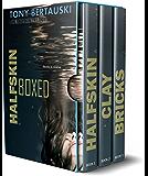 Halfskin Boxed: A Technothriller